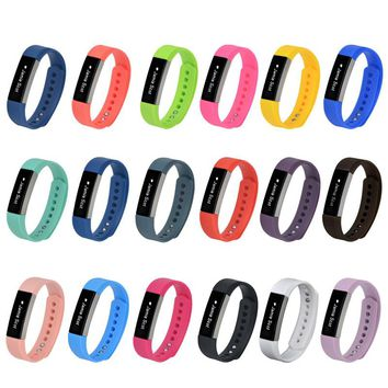 Replacement Silicone Band Strap Wristband Bracelet For Fitbit Alta Small / Large, Silicone Band for Fitbit Alta and Alta HR