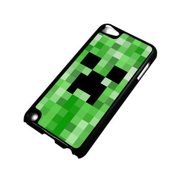 CREEPER MINECRAFT 2 iPod Touch 5 Case
