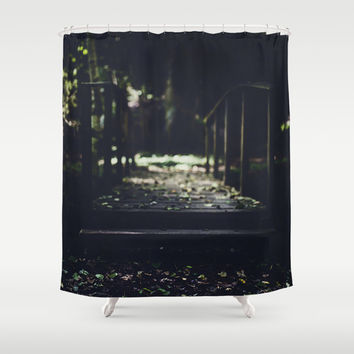 This is terrible Shower Curtain by HappyMelvin