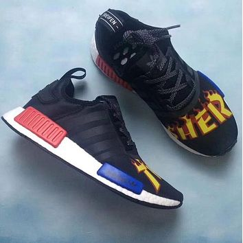 Adidas Nmd Women Fashion Trending Running Sports Shoes Sneakers Special Customized