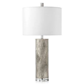 Timber Table Lamp | Celebrate in Style Bedroom2 | Bedroom | Inspiration | Z Gallerie