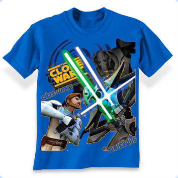 Clone Wars Battle T-Shirt