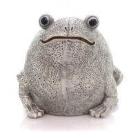 Garden Frog Pudgy Pals Outdoor Decor