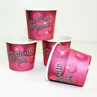 Bachelorette Paper Shot Glass Your favorite online gift shop!