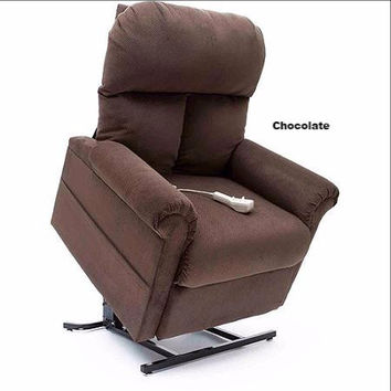 Mega Motion LC-100 Infinite Position Power Lift Chair, Full Lay Out