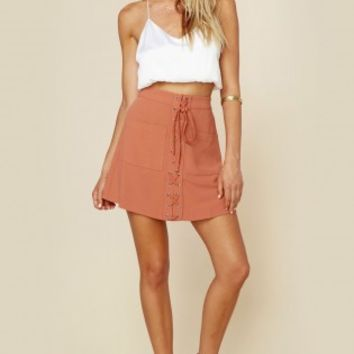BEACHWOOD SKIRT