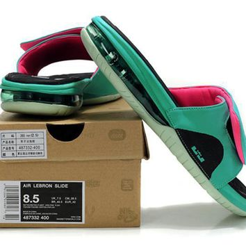 Nike Air LeBron Slide Casual Sandals Slipper Shoes Size US 7-11-1