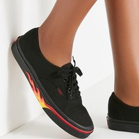 Vans Authentic Flame Wall Sneaker | Urban Outfitters