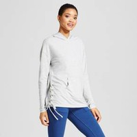 Women's Side Lace-Up Hoodie - Mossimo Supply Co.™