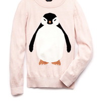 Darling Penguin Sweater (Kids)