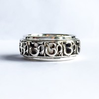 Ohm Spinner Ring