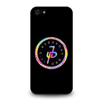 COVER THE RAINBOW JAKE PAUL iPhone 5 / 5S / SE Case
