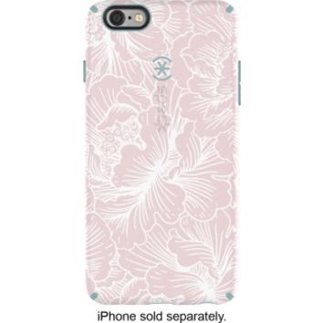 Speck - CandyShell Inked Case for Apple® iPhone® 6 Plus and 6s Plus - Pink