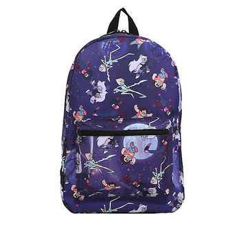 Steven Universe Space Toss Print Backpack