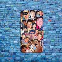 All About Nash Grier iPhone Case Adorable Phone Cover iPhone 4 iPhone 5 iPhone 4s iPhone 5s Case iPhone 5c Case
