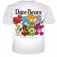 DARE BEARS  T SHIRT