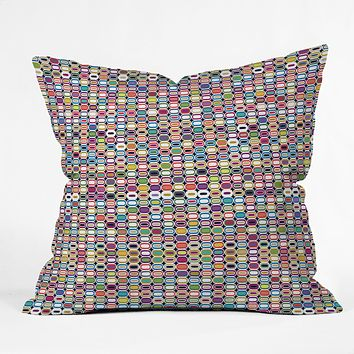Sharon Turner It All Adds Up Throw Pillow