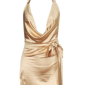 Satin Twist - Gold