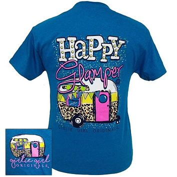 Girlie Girl Originals Happy Glamper T-Shirt