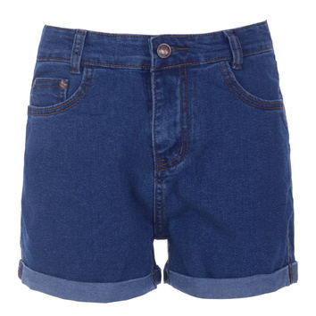 Women's jeans Summer High Waist Stretch Denim Shorts