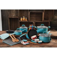 The Pioneer Woman Vintage Cookware Combo Set, 27-Piece - Walmart.com