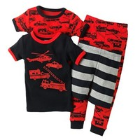 Carter's Emergency Vehicles Pajama Set - Baby