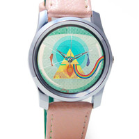 The Dark Side of The Moon | Fish Eye Wrist Watch