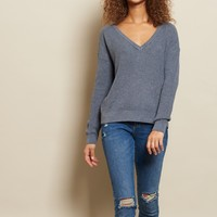 Supersoft V-Neck Sweater