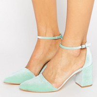 Truffle Collection 2part Heel Shoe at asos.com