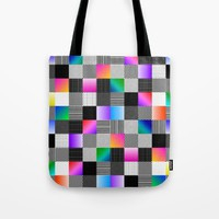Mondrian Couture Tote Bag by Dood_L