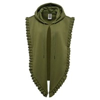 Big Knot Hoodie Shawl, buy it @ www.puma.com