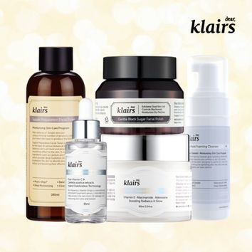 KLAIRS | Freshly Juiced Brightening Package