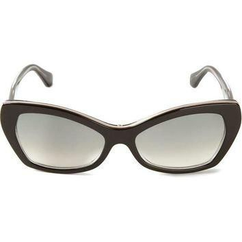 ONETOW balenciaga cat eye sunglasses 3