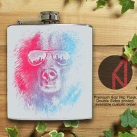 Call of the Wild 6oz Hip Flask