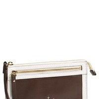 kate spade new york 'york avenue - sable' wristlet