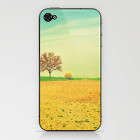 Lone Tree  iPhone & iPod Skin by Caleb Troy | Society6