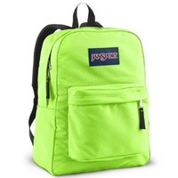 JanSport Superbreak® Backpack Fluorescent Green One Size