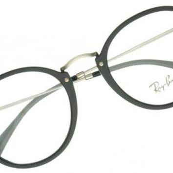 Glasses vista Ray-Ban RX2447V 2000 BLACK GLOSS