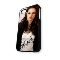 Beautiful Kristen Stewart iPhone 4/4S Case