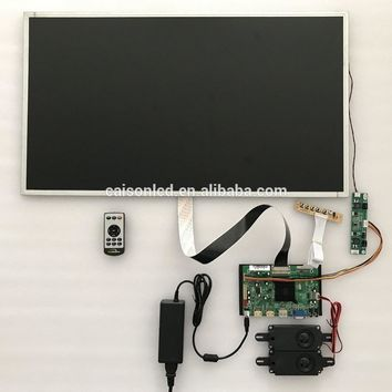 2HDMI+VGA+DP+Audio 4K LCD controller board support 28 inch lcd panel with 3840*2160