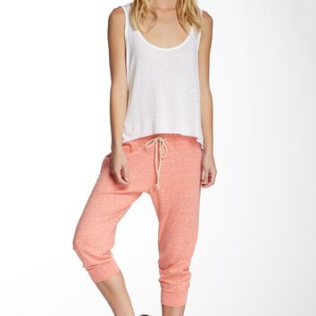 Lily White | Knit Crop Jogger Pant (Juniors) | Nordstrom Rack