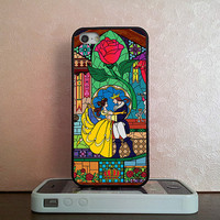 Beauty and the Beast , iPhone 5S case , iPhone 5C case , iPhone 5 case , iPhone 4S case , iPhone 4 case , iPod 4 case , iPod 5 case