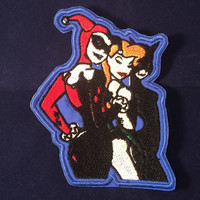 Harley Quinn, Catwoman, Poison Ivy Patch