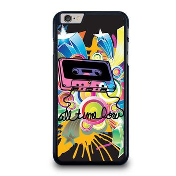 ALL TIME LOW CASSETE RETRO iPhone 6 / 6S Plus Case Cover