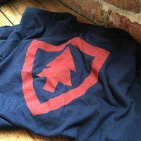 Firewatch Shirt in Navy, Gold or Red