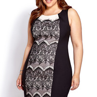 Sophisticate Lace Dress