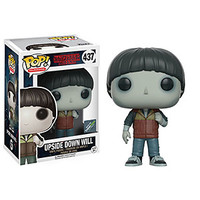 POP Stranger Things Vinyl Figure - Upside Down Will - ThinkGeek Exclusive