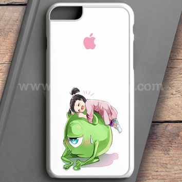 Monster Inc Cute Mike And Boo iPhone 6S Case | casefantasy