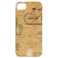 Vintage Bicycle iPhone 5 Case from Zazzle.com