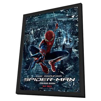 The Amazing Spider-Man 27x40 Framed Movie Poster (2012)